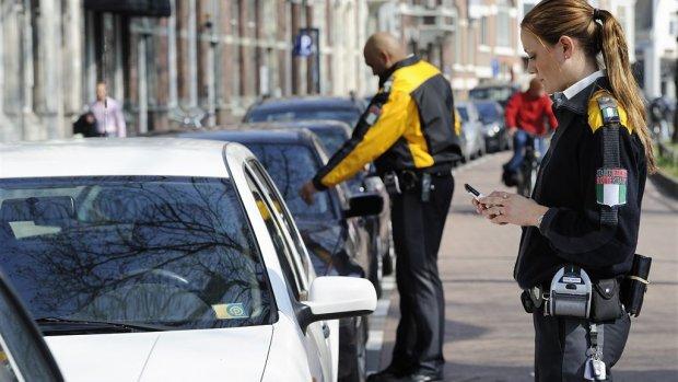 Rotterdammers minste kwijt voor parkeren in centrum