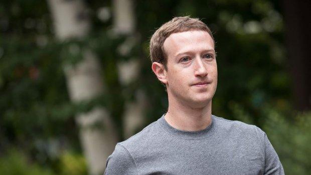 'Ik wil Facebook zelf door crisis leiden'