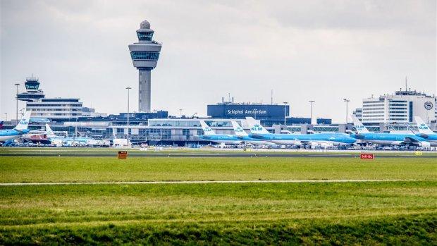 Hard verzet tegen groei Schiphol
