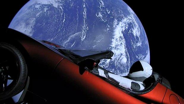 SpaceX mag voorlopig niet streamen vanuit de ruimte