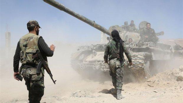 Syrië haalt vliegtuig van bondgenoot Rusland neer: 15 doden
