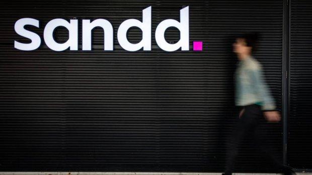 'Sandd open voor overname door PostNL'