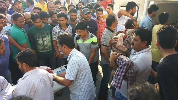 27 tot 30 doden bij busongeval India
