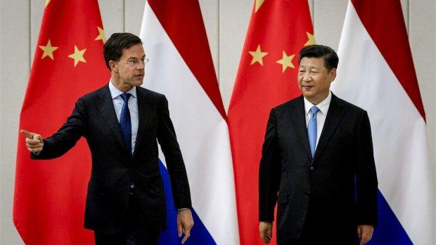 Chinese president Xi sust handelsoorlog