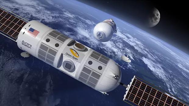 Super-de-luxe ruimtehotel in 2022 open: je kunt nu reserveren