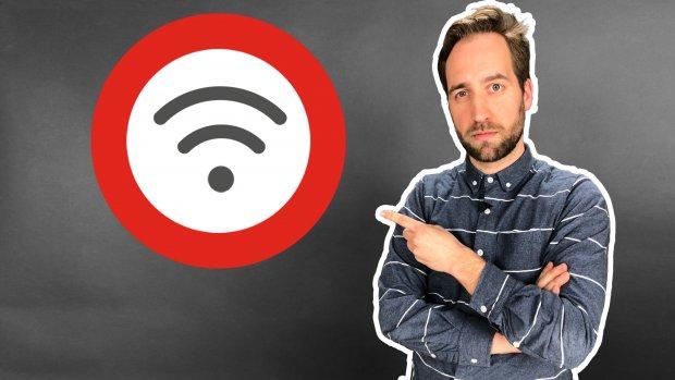Waarom je nooit meer openbare wifi moet gebruiken