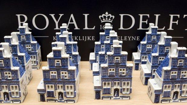 Curieus: Royal Delft koopt vastgoed van aandeelhouder