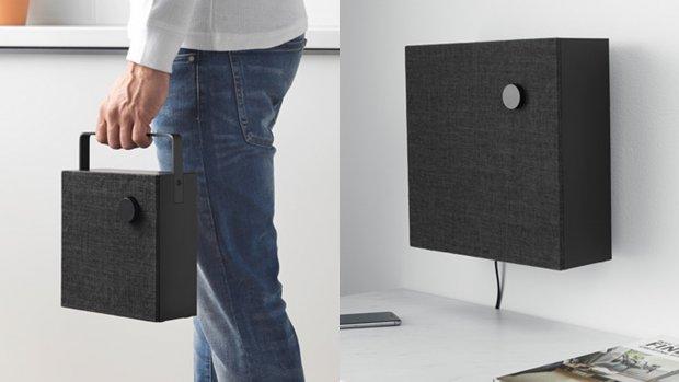 Dit zijn IKEA's eerste Bluetooth-speakers