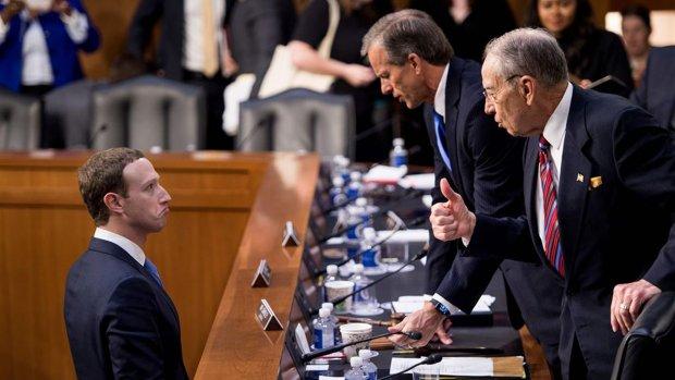Zuckerberg: 'We kunnen inmenging Rusland niet stoppen'