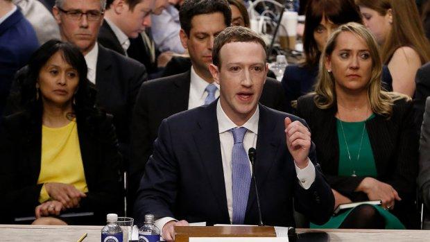 Hoorzitting twee van Mark Zuckerberg, kijk hier live mee