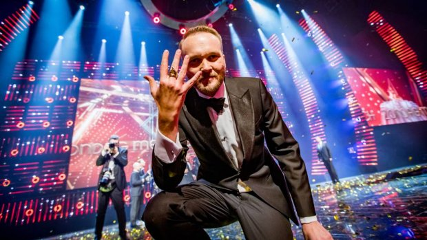 Trump-viral van Arjen Lubach maakt kans op internet-Oscar