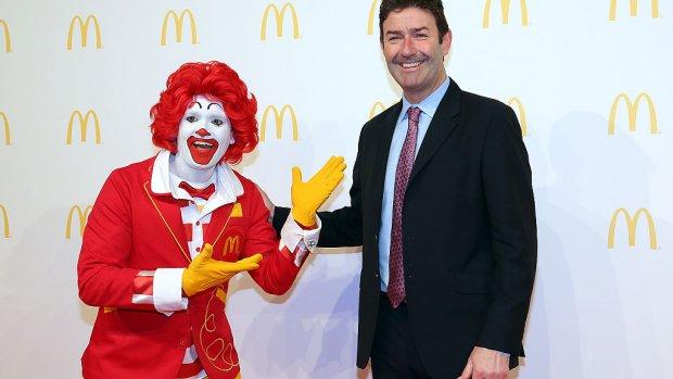 Ceo McDonald's verdient 3101 keer meer dan doorsnee werknemer