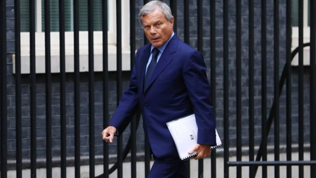Topman Brits reclamebureau WPP vertrekt