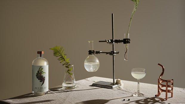 Alcoholvrije 'gin' van Britse boer verovert toprestaurants