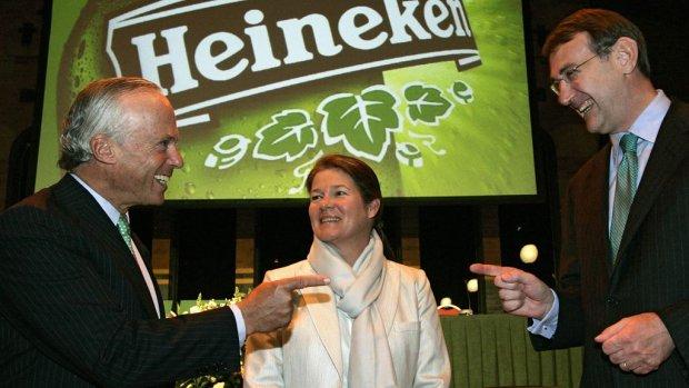 Hoe lang blijft Van Boxmeer nog bij Heineken?
