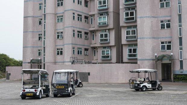 Golfkarretjes zijn in Hongkong duurder dan een Tesla