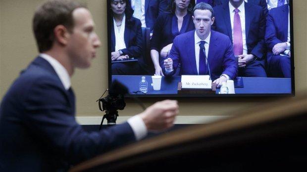 Vertrouwen in Facebook nog niet terug na verhoor Zuckerberg