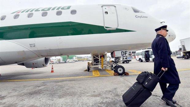 Staatslening om Alitalia te redden mogelijk illegaal