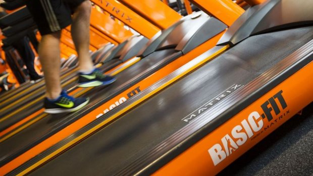 Gespierde omzetgroei Basic-Fit: stijging met 20 procent