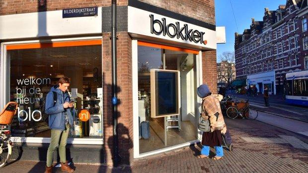 Topman Casper Meijer vertrekt bij Blokker