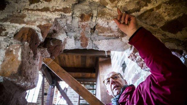 Schade gedupeerde huizenbezitters Groningen direct vergoed