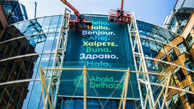 Fikse winstdaling voor Ahold Delhaize, omzet wel gestegen