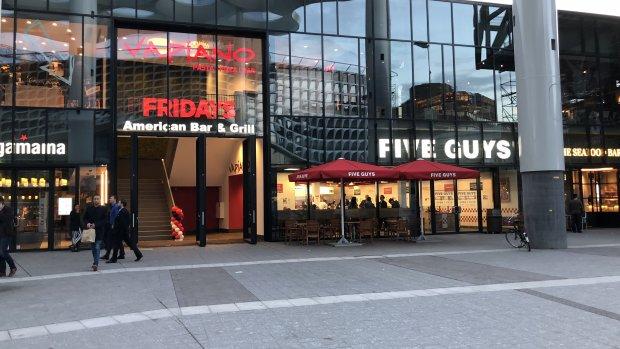 Dit is waarom Five Guys en TGI Fridays zich in Utrecht vestigen