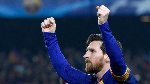 Messi mag onder eigen naam spullen verkopen, ondanks protest Massi