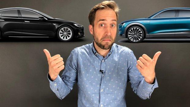 Audi wil Tesla 'wegvagen' met de E-tron - lukt dat?