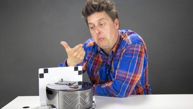 Getest: zo hard zuigt de robotstofzuiger van Dyson