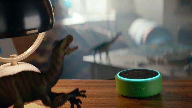 Amazon lanceert kinderversie van slimme speaker
