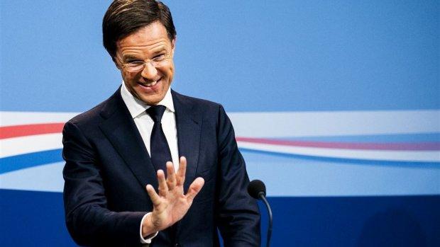 Premier Rutte zwijgt over dividendbelasting