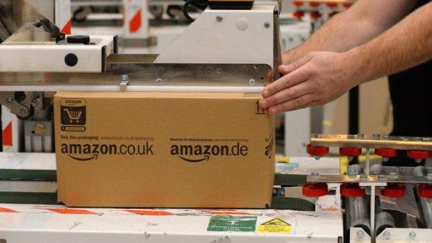 Personeel Amazon voelt zich opgejaagd en bespied