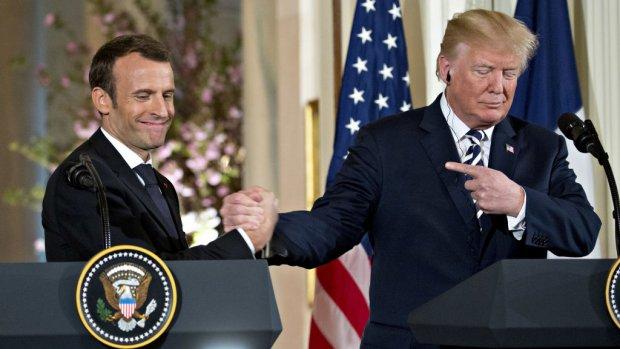 Verwoede laatste poging EU om handelsoorlog VS te voorkomen