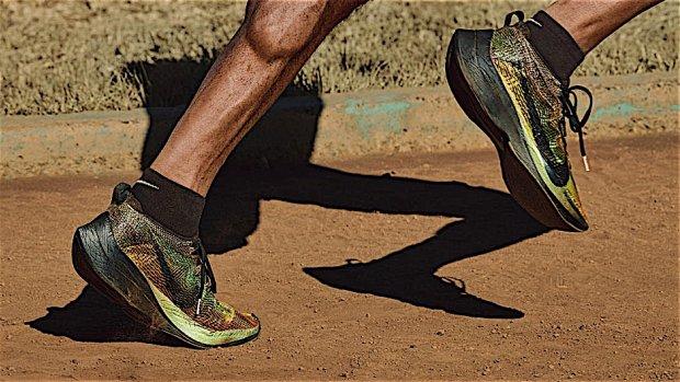 Next-gen hardloopschoenen uit de 3D-printer