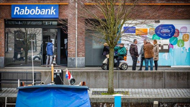 Bewakers krijgen 4 jaar cel voor kluisjesroof Oudenbosch