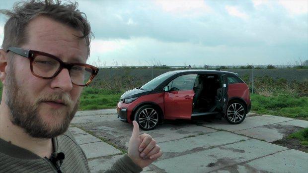 Duurtest BMW i3S: bijzonder en duur