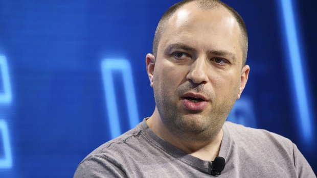 WhatsApp-ceo per direct weg bij Facebook 'na ruzie over privacy'