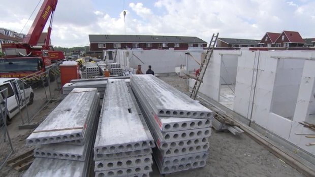 Nieuwbouw en toch een gasaansluiting, kopers balen ervan