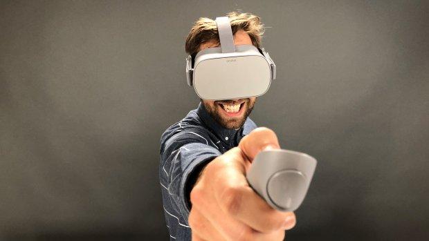 'Lang verblijf in virtual reality kan ongezond zijn'