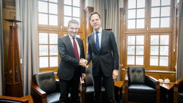 EU eist hogere bijdrage van Nederland