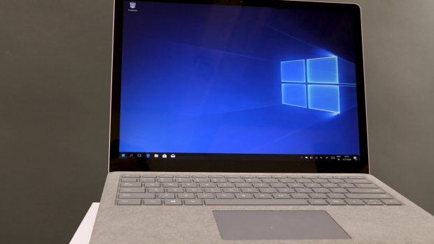 Bright Stuff: Microsoft Surface Laptop