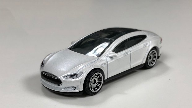 Bright Stuff: Tesla Model S