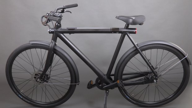 Bright Stuff: VanMoof Electrified S