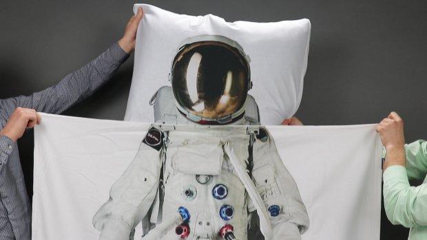 Bright Stuff: hét dekbed voor wie droomt over de ruimte