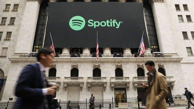 Spotify: steeds meer gebruikers, maar nog altijd flink verlies