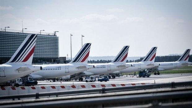 Winstwaarschuwing Air France-KLM vanwege schade stakingen