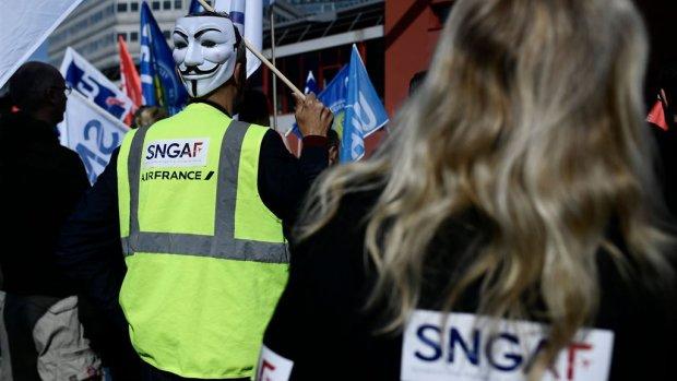 Air France-KLM hard onderuit op de beurs na vertrek ceo Janaillac