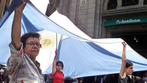 Weer rentestap in Argentinië: 40 procent