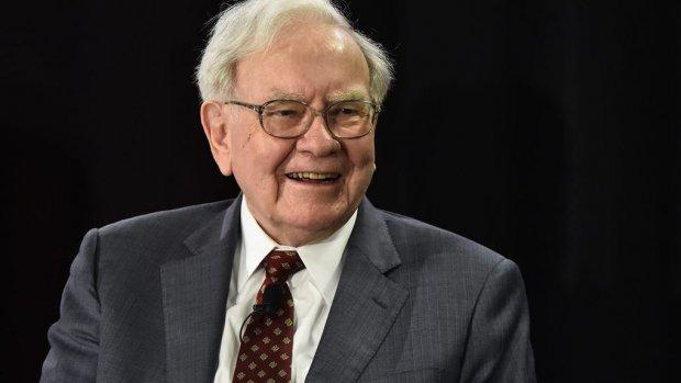 Superbelegger Buffett koopt nog eens 75 miljoen aandelen Apple